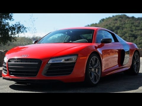 The One With The 2014 Audi R8 V10 Plus Coupe! – World's Fastest Car Show Ep. 3.10