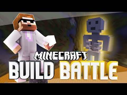 Obří kostlivec | Build Battle | Pedro