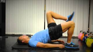 Exercise Index: Unilateral Glute Bridge