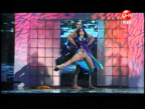 Fiebre De Baile Stripdance Anita Alvarado(08/02/2012)