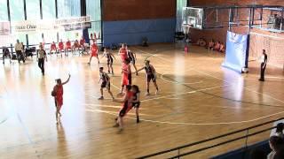 Sanga – Udine 2° quarto