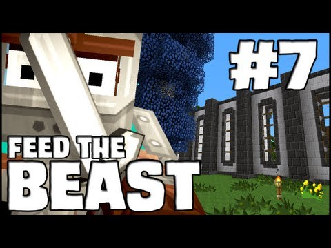 Minecraft Feed The Beast - Episode 7: The Warehouse