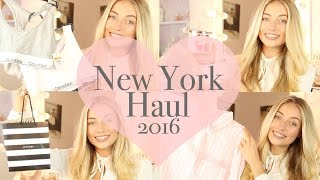 Bath (NY) United States  city images : New York Haul 2016/ Calvin Klein, Victoria's Secret, Bath & Body Works, Sephora | Freddy My Love