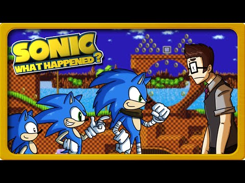 Sonic 1: What Happened? (Part 1 of 2) - ChaseFace (видео)