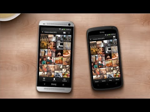 HTC One max (Sense 5.5) - Move stuff from an old Android phone to a new one
