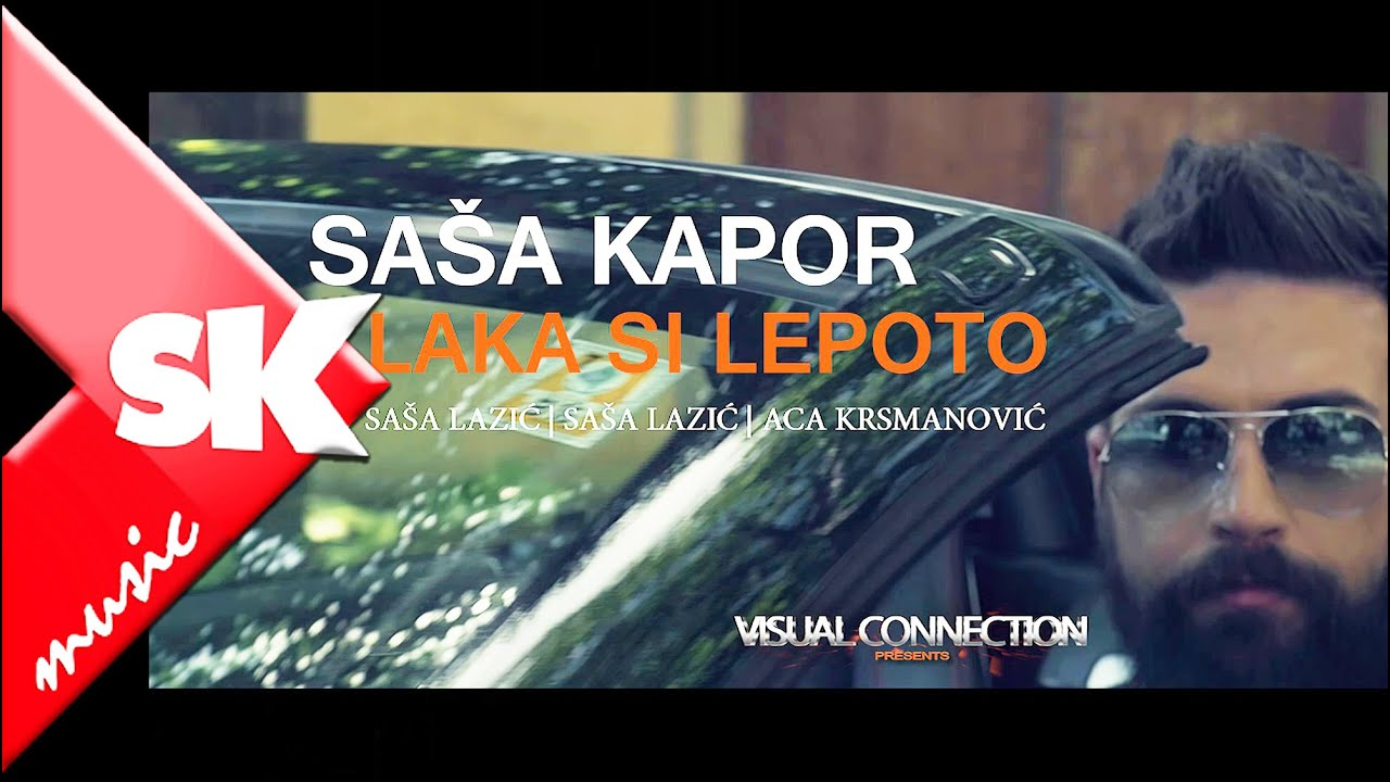 Laka si lepoto – Saša Kapor – tv spot