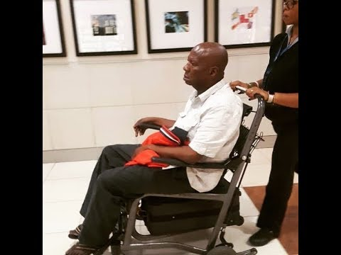 Breaking News: Baba Suwe Now In United States Of America To Get Medical Treatment [pray For Him]