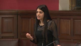 Sara Dube | Genetics Debate | Proposition (1/6)