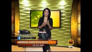 Morning Show with Nelly (September 26.2013)