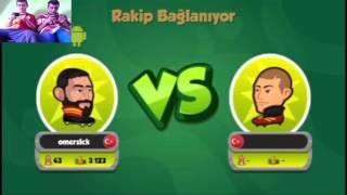 Konuk Ömer Yiyen Ben-Online Kafa Topu-3/0
