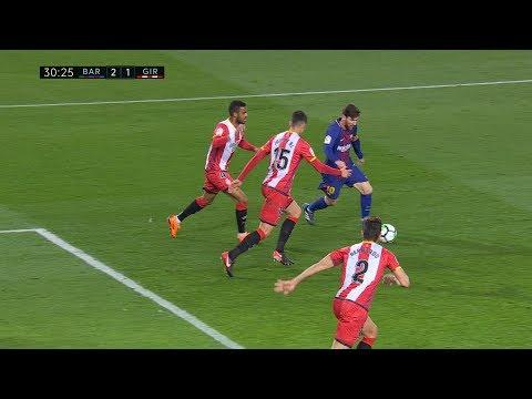 Lionel Messi vs Girona ULTRA 4K (Home) 24/02/2018 - Thời lượng: 16 phút.