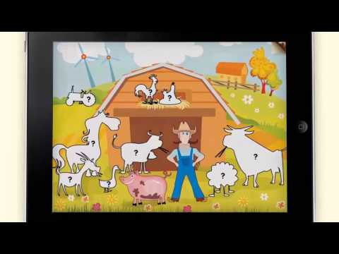 Video of Kids First Puzzles HD
