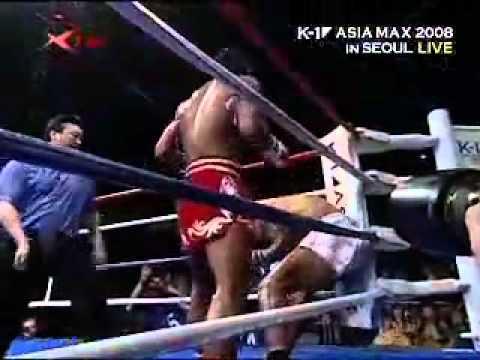 Muay Thai  VS Kyuk Too Ki