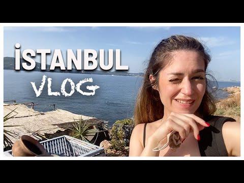 İstanbul'da Üç Hafta Vlog I Ada Turu, Kıyafetlerimi Hediye Ediyorum, Takipçilerle Buluştum