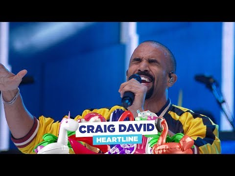 Craig David - 'Heartline' (live at Capital's Summertime Ball 2018)