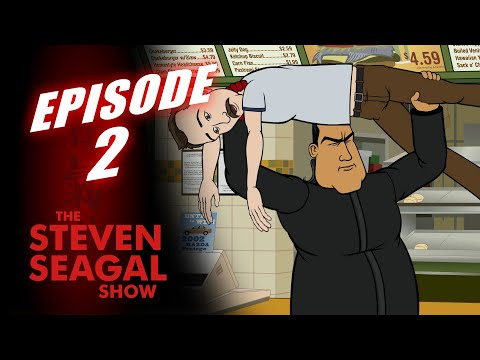 steven - Steven Seagal tries to get a refund...with his fists. http://www.facebook.com/kenmcintyre http://ken9000.newgrounds.com.