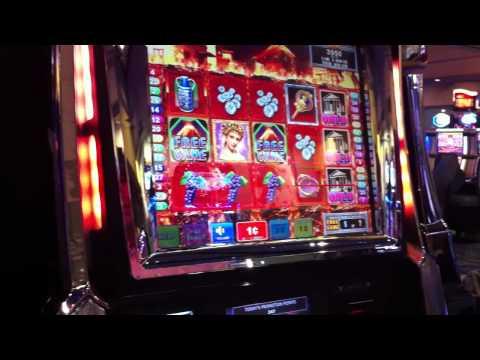 Great Eruption Slot Machine Magma Free Spins Bonus Round