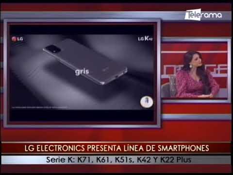 LG Electronics presenta línea de smartphones Serie K: K71, K61, K51s, K42 y K22 Plus