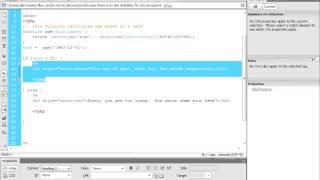 Jay Peretz   CS53 11B Advanced Dreamweaver 01302013
