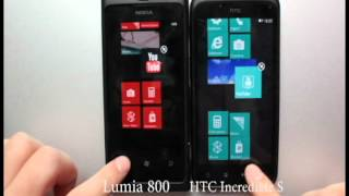 Windows Phone 7 Launcher free YouTube video