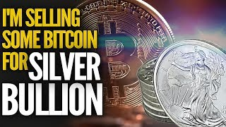 In this Insider's Report, Mike discusses his decision to sell some Bitcoin and buy silver. This information was released to our Insiders yesterday, but we are making this Insiders Update public on YouTube due to the high demand for information and Mike's opinion on cryptocurrencies.   If you enjoyed watching this video, be sure to check out more at https://goldsilver.com/blog/ from Mike Maloney, the bestselling author of the Guide to Investing in Gold & Silver, and star of the smash hit Hidden Secrets of Money video series. (Want to contribute closed captions in your language for our videos? Visit this link: http://www.youtube.com/timedtext_cs_panel?tab=2&c=UCThv5tYUVaG4ZPA3p6EXZbQ)