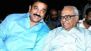 Director K.Balachander Acted With Kamala Hassan!