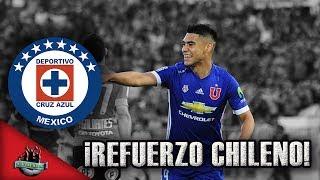 El delantero chileno, Felipe Mora será jugador del Cruz Azul la próxima temporada. SUSCRÍBETE!