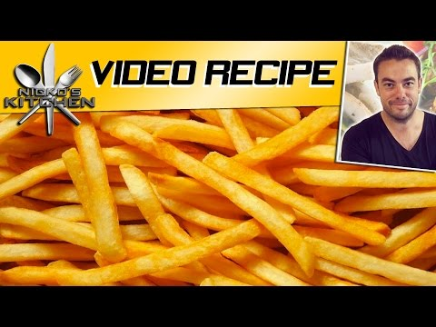 How to make McDonalds French Fries
