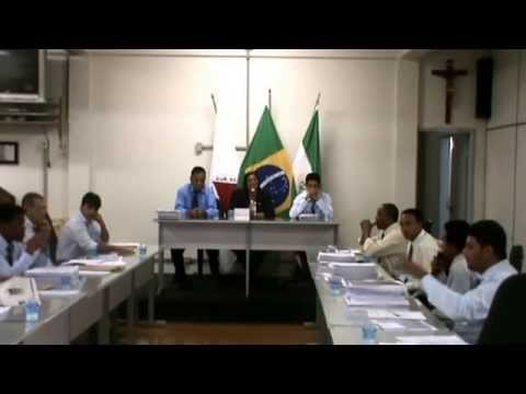 09ª Reunião Ordinária da Câmara Municipal