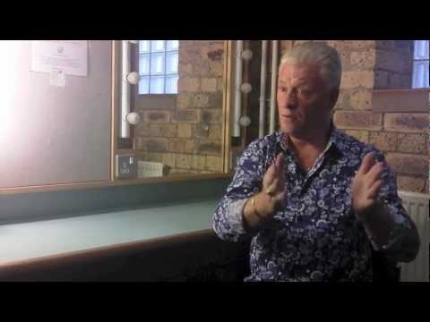 Derek Acorah interview with Staffordshire Newspapers (Part 2 of 4)