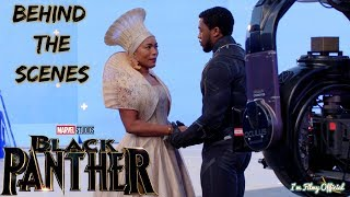 Video Black Panther Bloopers, B-Roll, & Behind the Scenes(BTS) - 2018 | I'm Filmy Exclusive MP3, 3GP, MP4, WEBM, AVI, FLV Maret 2018
