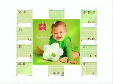 Veure vídeo Síndrome de Down: Calendario Sonrisas 2009