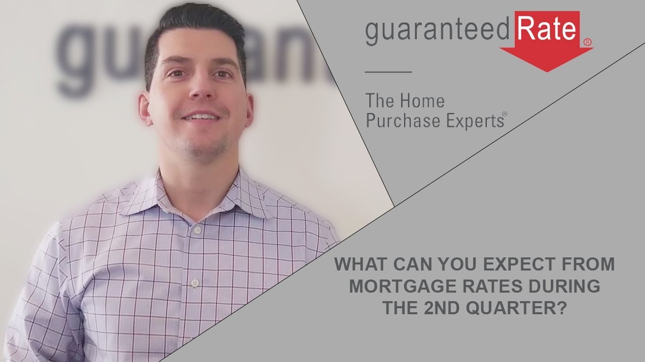 What Can You Expect From Mortgage Rates During the 2nd Quarter?