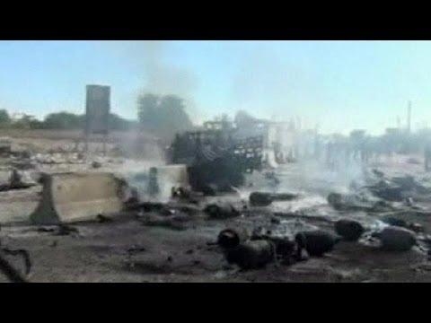 Une trentaine de morts dans un attentat à Hama, Syrie
