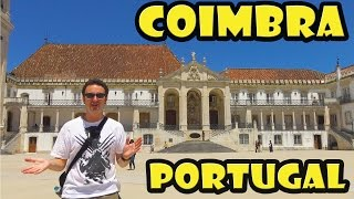 Coimbra Portugal  City new picture : Coimbra Portugal Travel Guide