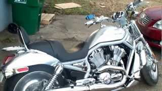 7. 2002 Harley-Davidson VRSCA V-Rod Walk Around