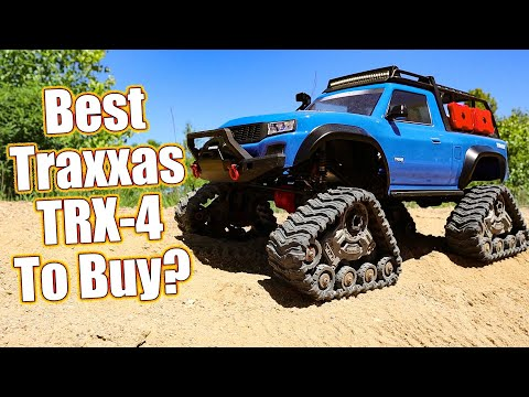 Geared Up & All-Terrain Ready! - Traxxas TRX-4 With Traxx Scale Crawler Review & Action | RC Driver