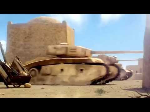 WorldOfTanks music video (Centuries)
