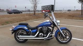10. 012110   2012 Yamaha V Star 950   XVS950 - Used motorcycles for sale