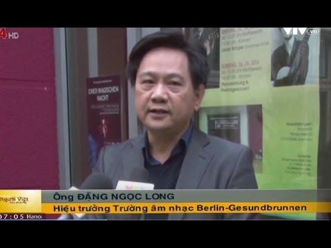 VTV4-Cuộc thi Guitar quốc tế Berlin 2016