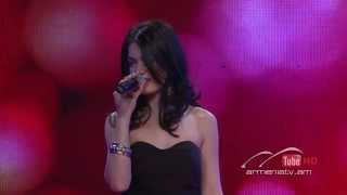 Armine Meliqyan,I Will Survive -- The Voice of Armenia – The Blind Auditions – Season 3