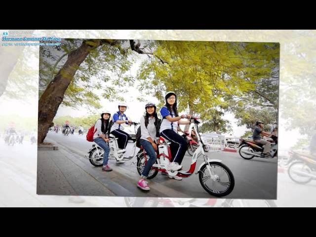 Dự thi tập thể ATGT-Trường Herman Đà Nẵng 2