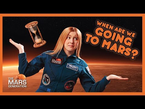 What is Being Done to Get Humans to Mars? | #AskAbby | Season 1 | Episode 11 | The Mars Generation