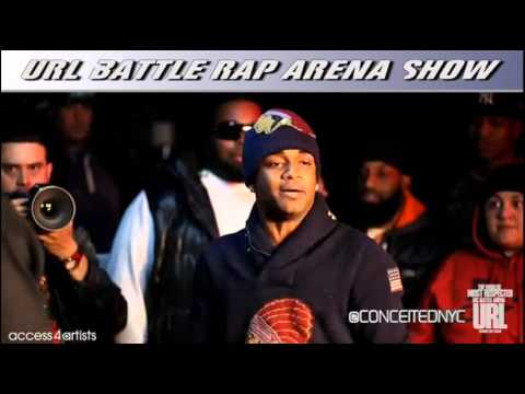 URL Battle Rap Arena has Conceited Wild 'N Out about Cassidy, B-Magic and more