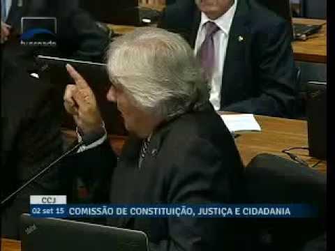 Delcídio faz apelo para que a PEC 71/2011 seja aprovada, como ocorreu.