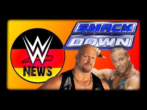 SmackDown Sender, Finn Balor, Chris Jericho & RVD Interview (Wrestling News Deutsch/German)