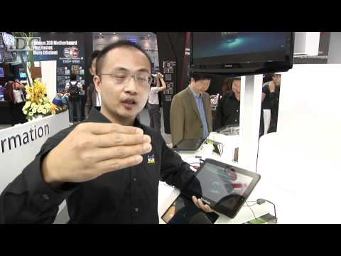 COMPUTEX: Viewsonic tablet runs Windows, Android
