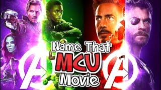 Video Name That MCU Movie! - Road To Infinity War!!! - CAN YOU GUESS THEM!?! MP3, 3GP, MP4, WEBM, AVI, FLV Agustus 2018