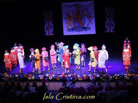 "Murga ""Las Alcalinas"" Final Carnaval de Isla Cristina"