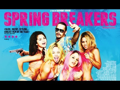spring Breakers 2012 full movie